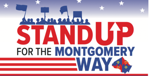 Stand Up the Montogmery Way
