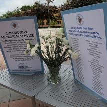 Community Memorial Service