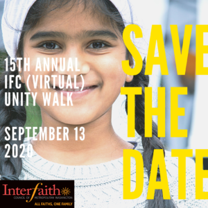 15th Annual (virtual) Unity Walk